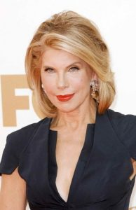 Eleanor Hutchins, 65 (Christine Baranski)