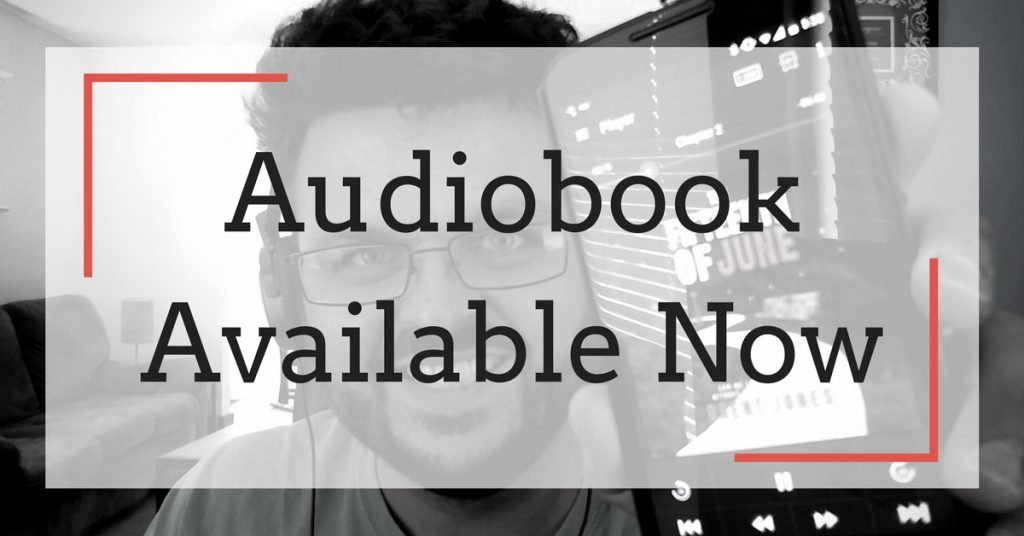 "The ""Fender: A Novel"" Audiobook Is Available Now!"
