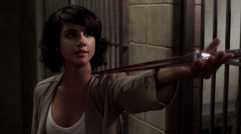 Carlena Britch in Supernatural