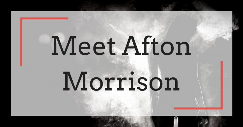 Meet the Woman Behind Afton Morrison's Silhouette