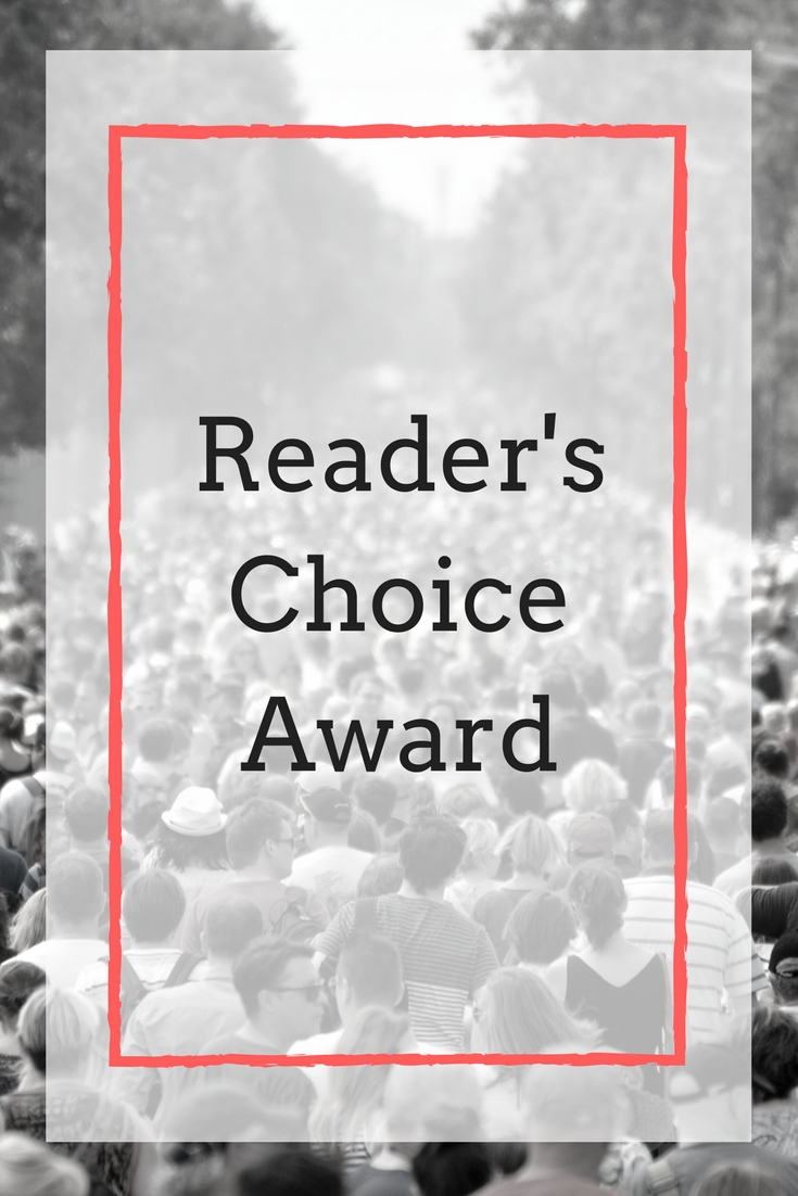 "(UPDATED) Vote for ""Fender"" to Win the 2018 Reader's Choice Award for Literary Fiction:"