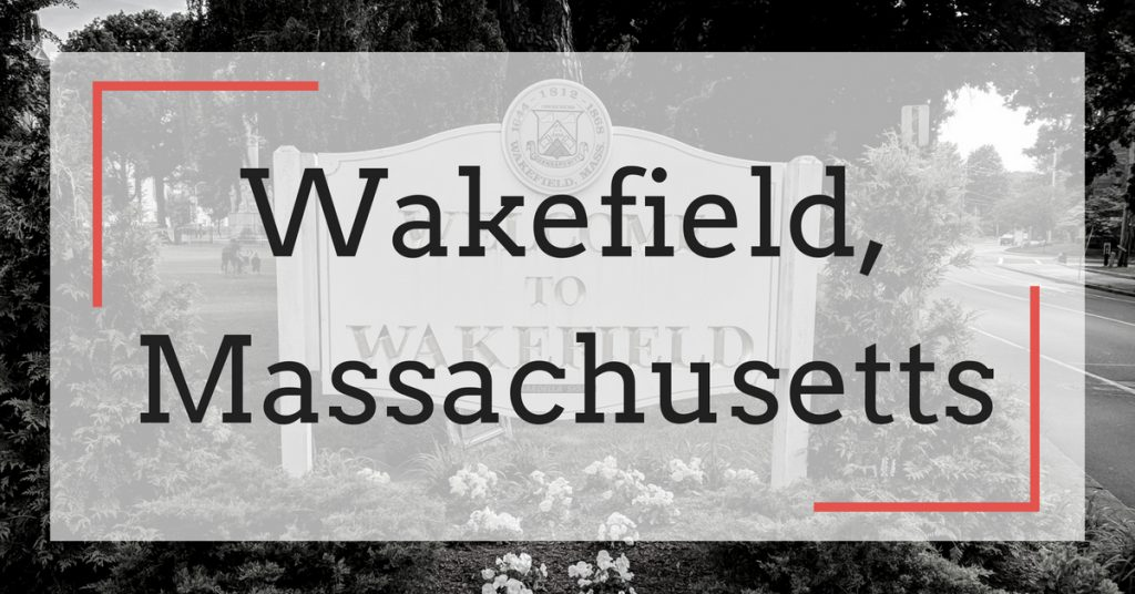 "Was ""Go Home, Afton"" set in Wakefield, Massachusetts?"