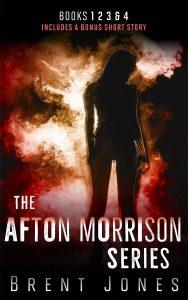 The Afton Morrison Series: Books 1 2 3 & 4