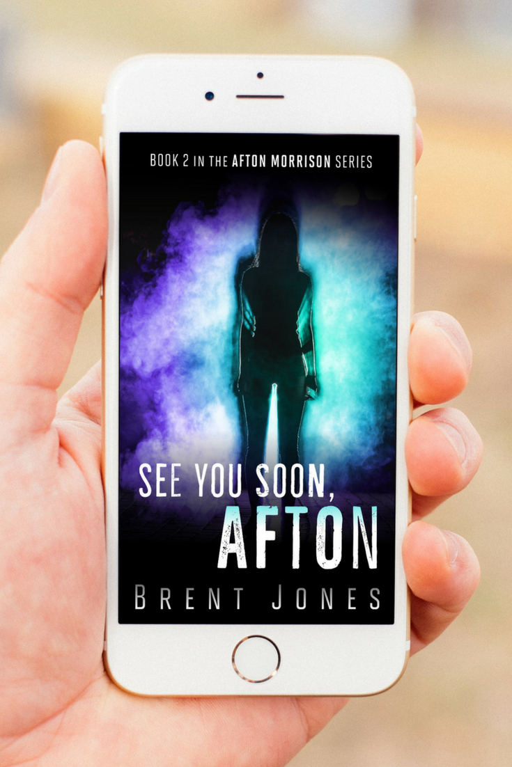 Book two in The Afton Morrison Series, SEE YOU SOON, AFTON, is coming August 7. Get it for just $3.99 everywhere eBooks are sold.