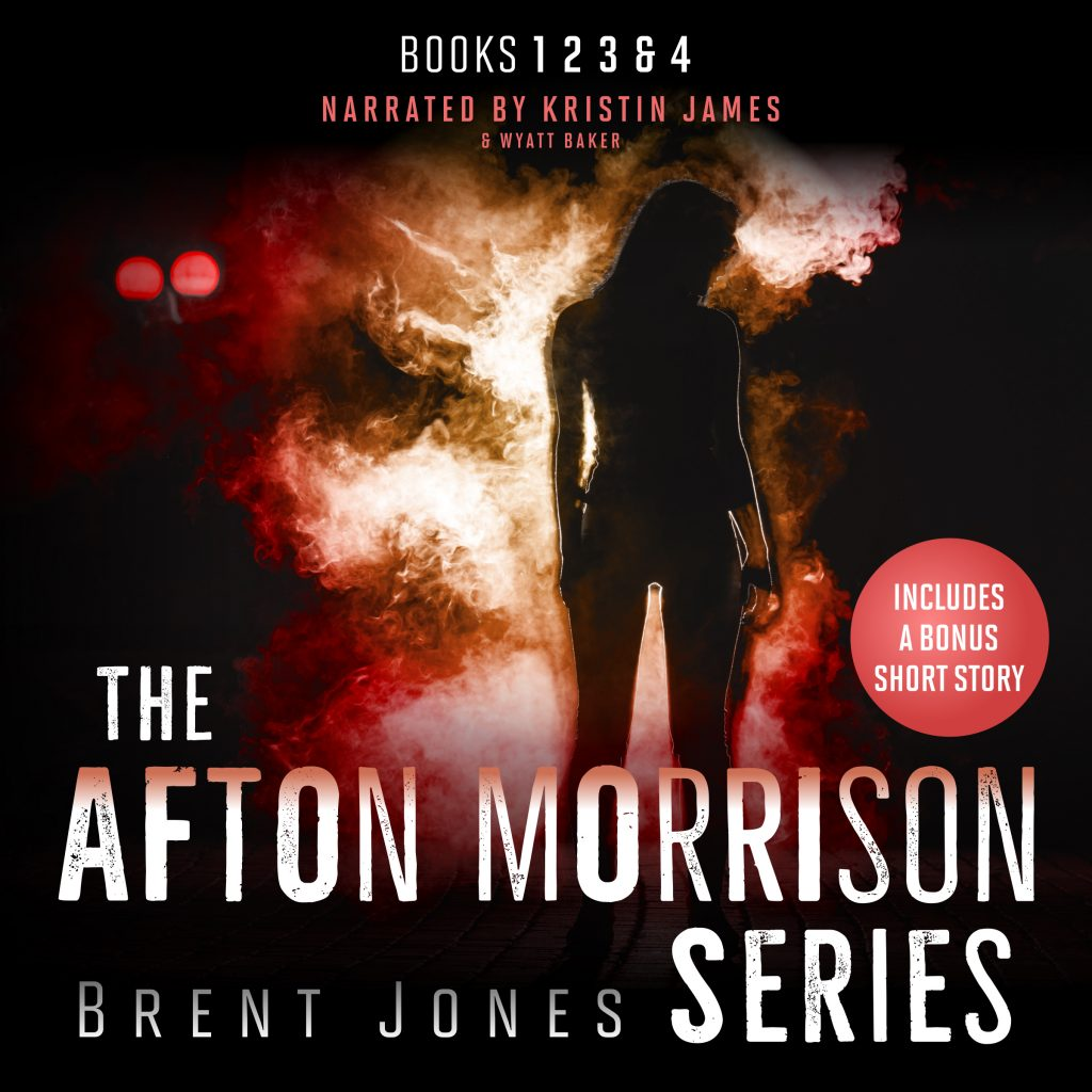 The Afton Morrison Series: Books 1 2 3 & 4 (Audiobook)