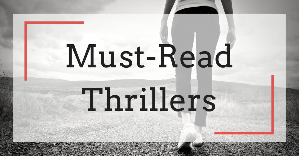 """First-in-Series"" Thrillers Featuring a Strong Female Protagonist"