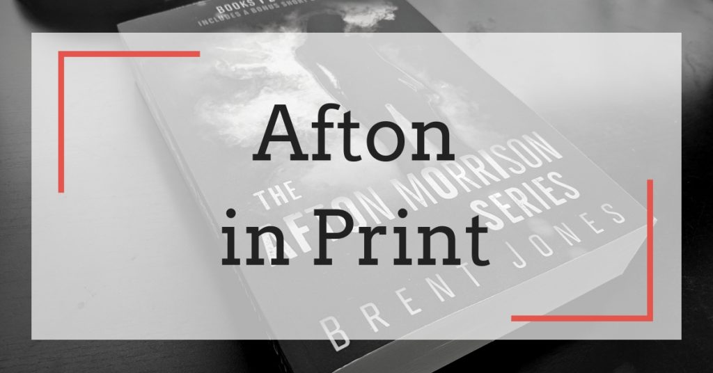 Afton Morrison in Print