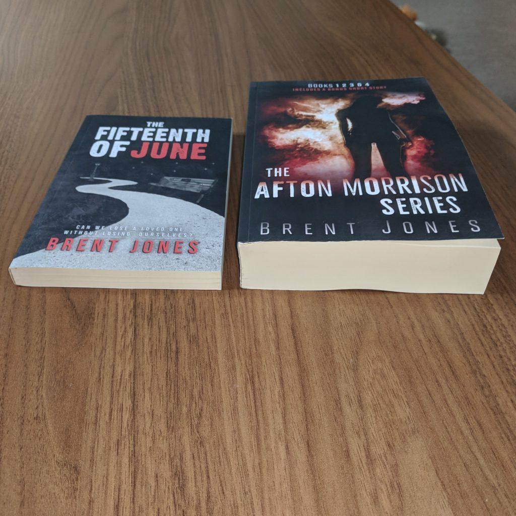 The Afton Morrison Series: Books 1 2 3 & 4 - Paperback (Comparison)