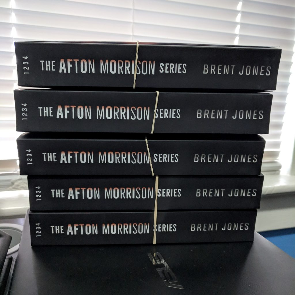 The Afton Morrison Series (Paperbacks)
