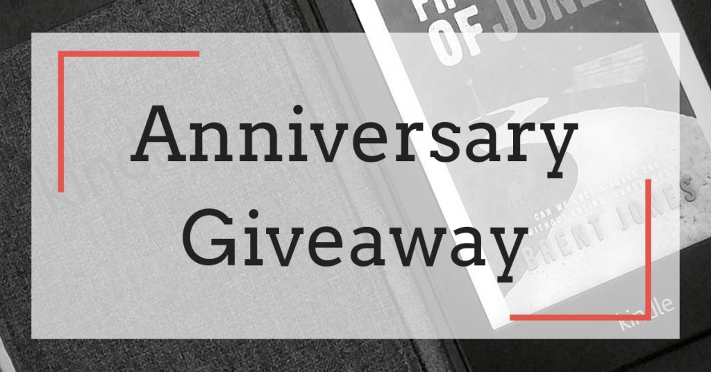 """The Fifteenth of June"" Second Anniversary Giveaway"